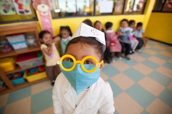 Los responsables de Estancias Infantiles se capacitan constantemente en primeros auxilios