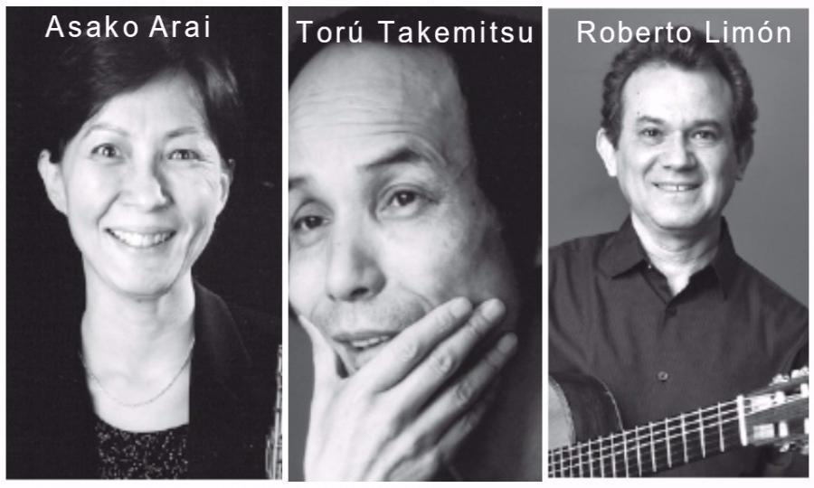 Recordarán a Toru Takemitsu a 20 años de su fallecimiento en el  XXXVIII Foro de Música Nueva Manuel Enríquez