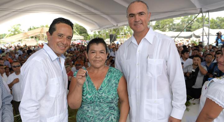 SAGARPA fortalece el campo de Quintana Roo