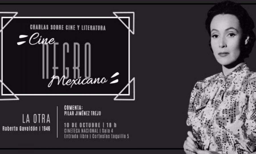 Se proyectará La otra, de Roberto Gavaldón, importante película del cine negro mexicano
