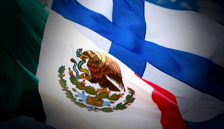 Visita a México de Juha Sipilä, Primer Ministro de Finlandia