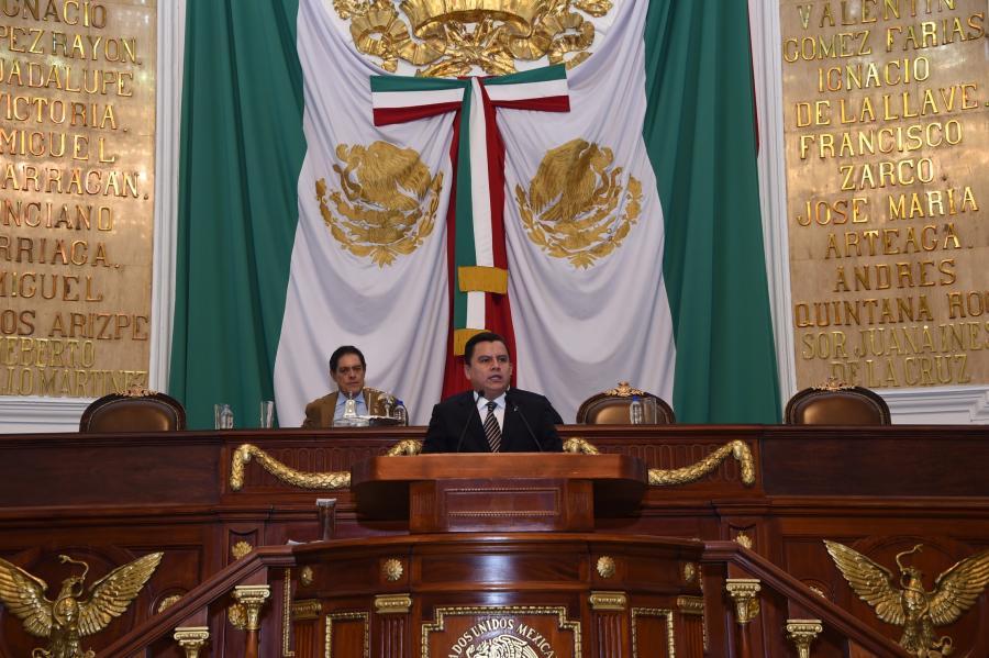 Se logró la Reforma Política por el consenso del Jefe de Gobierno y las fuerzas políticas de la Ciudad de México: Manuel Granados