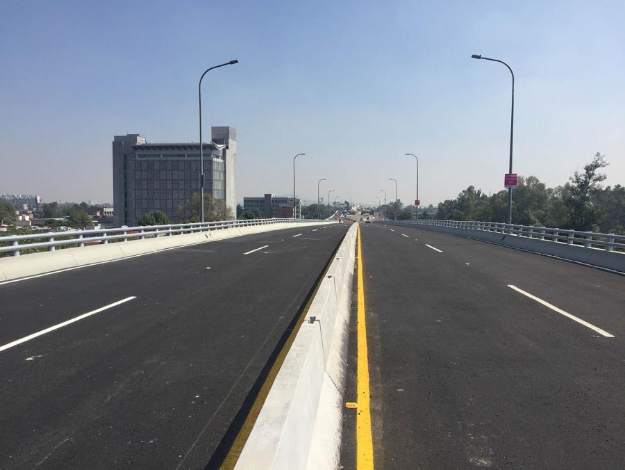 Conoce más sobre la Autopista Urbana Sur en Viaducto Tlalpán