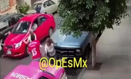 PANISTAS PIDEN A CONDUCTOR EBRIO ENTREGARSE POR ATROPELLAR EN AZCAPOTZALCO