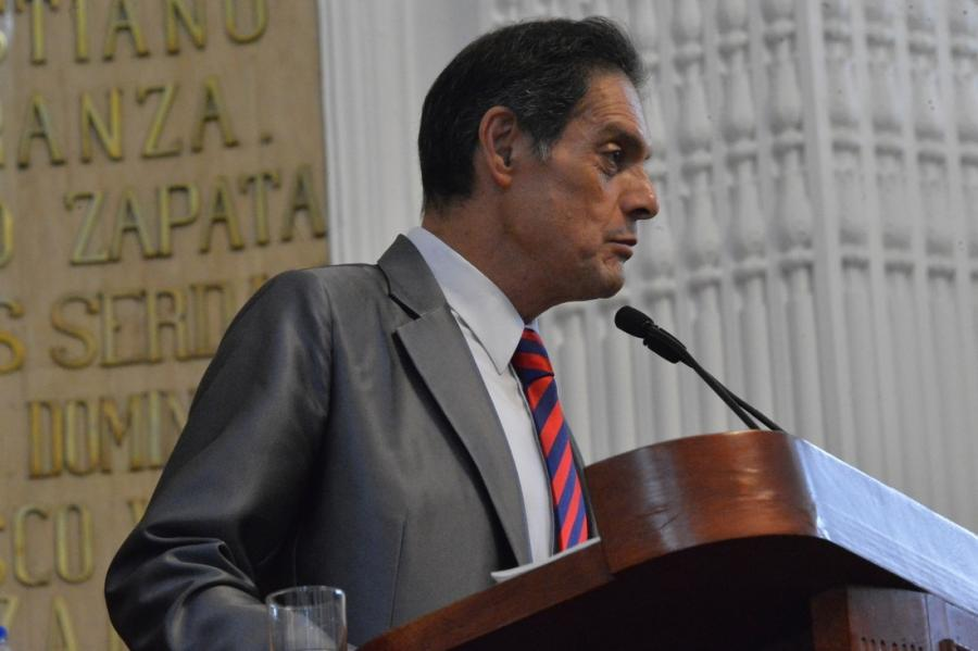 """ADVIERTE LÃ""""PEZ CAMPA RIESGO DE QUE AUMENTE EN LA CDMX VENTA DE TIERRAS DE CULTIVO DE CAMPESINOS"""