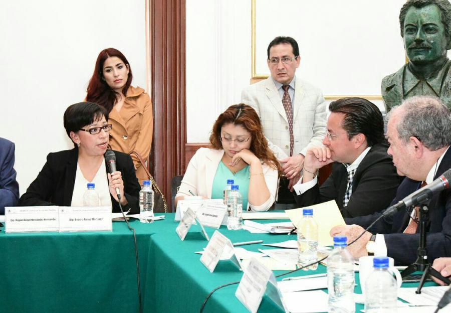 SOLICITA MORENA MAYOR PRESUPUESTO PARA EL TRIBUNAL SUPERIOR DE JUSTICIA DE LA CIUDAD DE MÉXICO