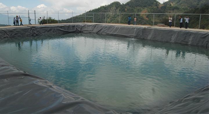 Cosecha de agua, un milagro de la agricultura