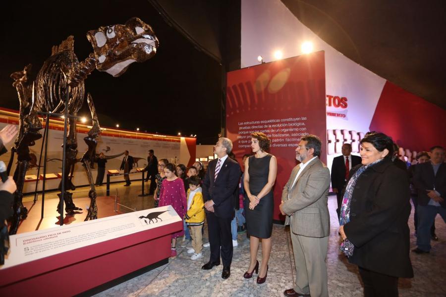 Anuncia Jefe de Gobierno 50 millones de pesos más para Museo de Historia Natural de CDMX