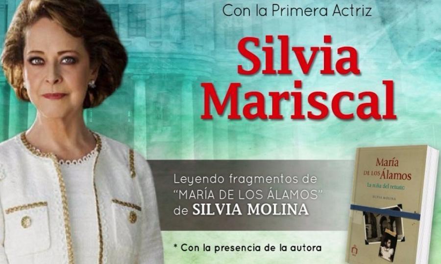 Silvia Mariscal leerá a Silvia Molina en Leo… luego existo