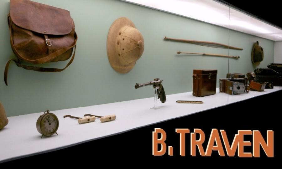 Concluirá el periodo de exhibición de la muestra B. Traven en el Museo de Arte Moderno