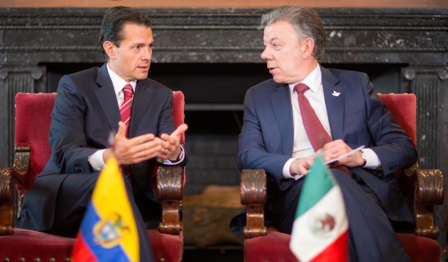 9 Acuerdos de Cooperación México-Colombia