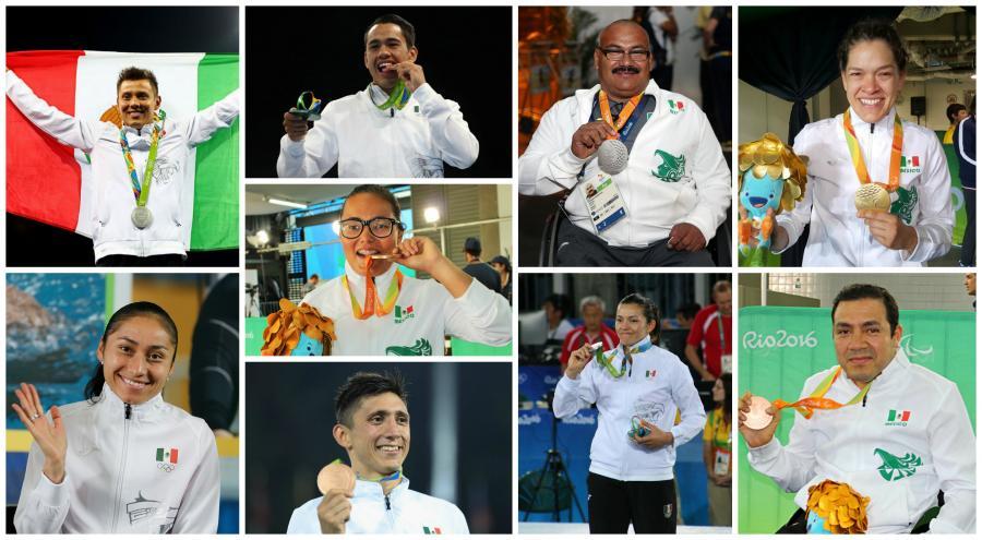 Informa SEP sobre los ganadores de los Premios Nacional de Deportes y Nacional de Mérito Deportivo 2016