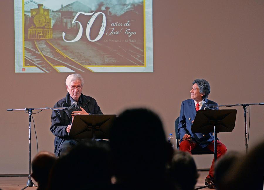 Con lectura dramatizada de José Trigo celebran 50 años de la novela de Fernando del Paso