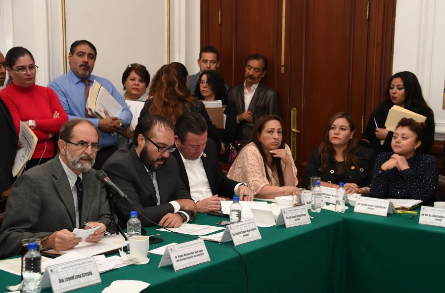 Solicita Pablo Moctezuma mil 600 millones de pesos para la delegación Azcapotzalco