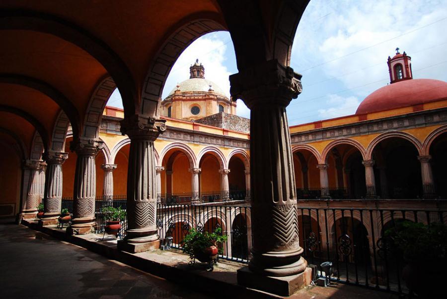 CONMEMORAN CON IMÁGENES OCHO DÉCADAS DEL MUSEO REGIONAL DE QUERÉTARO