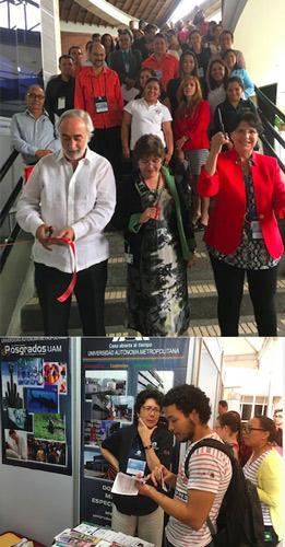 Todo un éxito la 8ª Feria Mexicana de Posgrados de Calidad en Medellín y Tegucigalpa