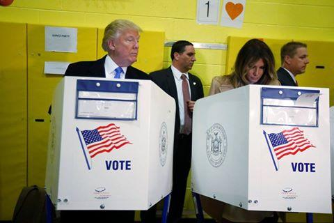 Sigue minuto a minuto las elecciones de Estados Unidos #ElectionDay