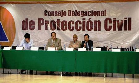 SE IMPULSA CULTURA DE PREVENCIÓN EN MATERIA DE PROTECCIÓN CIVIL EN XOCHIMILCO