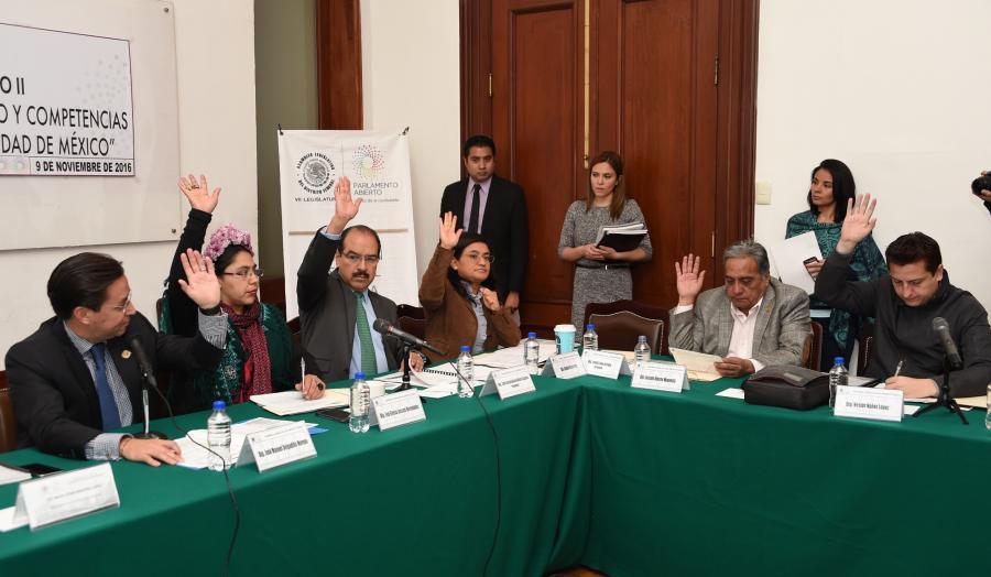 Diputados al Congreso de la CDMX podrán ser elegidos hasta por cuatro periodos