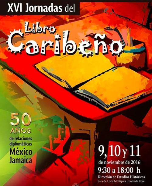 DEDICAN JORNADAS DEL LIBRO CARIBEÃ'O A JAMAICA