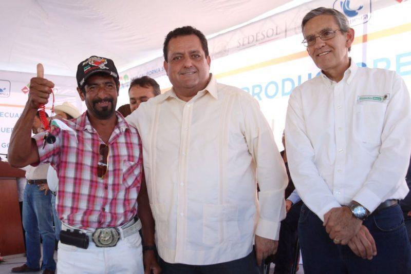 ENTREGAN APOYO SIN PRECEDENTE PARA SECTOR PESQUERO Y AGROPECUARIO DE BAJA CALIFORNIA SUR
