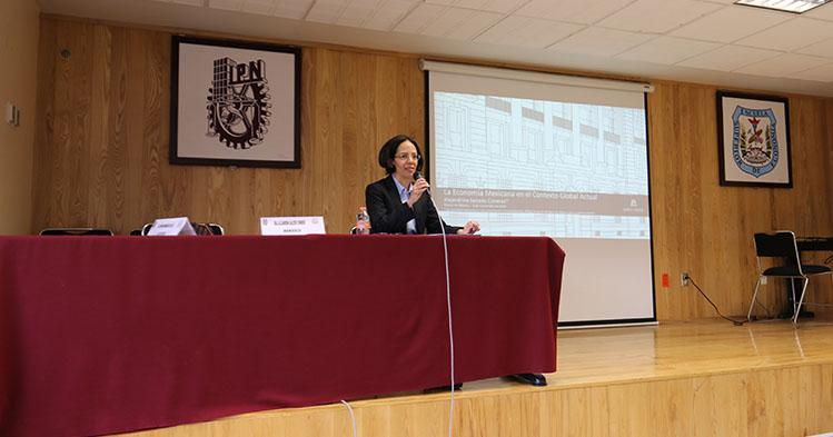 Positiva la apertura comercial: Alejandrina Salcedo