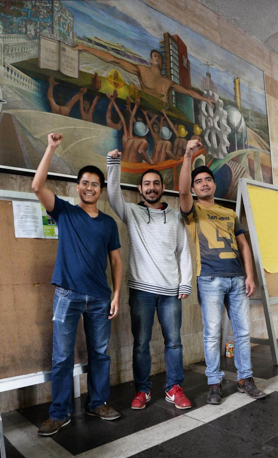 ESTUDIANTES DE LA UNAM REALIZARÁN ESTANCIA ACADÉMICA EN LA INTERNATIONAL SPACE UNIVERSITY