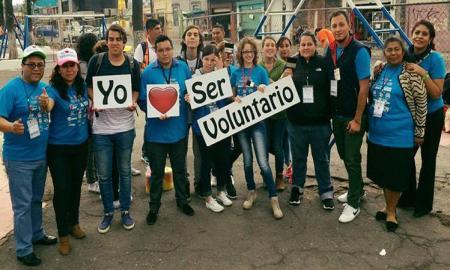 IPN presente en la 8Aa Conferencia Mundial de Voluntariado Juvenil