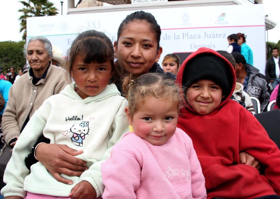 Con el Seguro de Vida para Jefas de Familia apoyamos el bienestar de las familias vulnerables