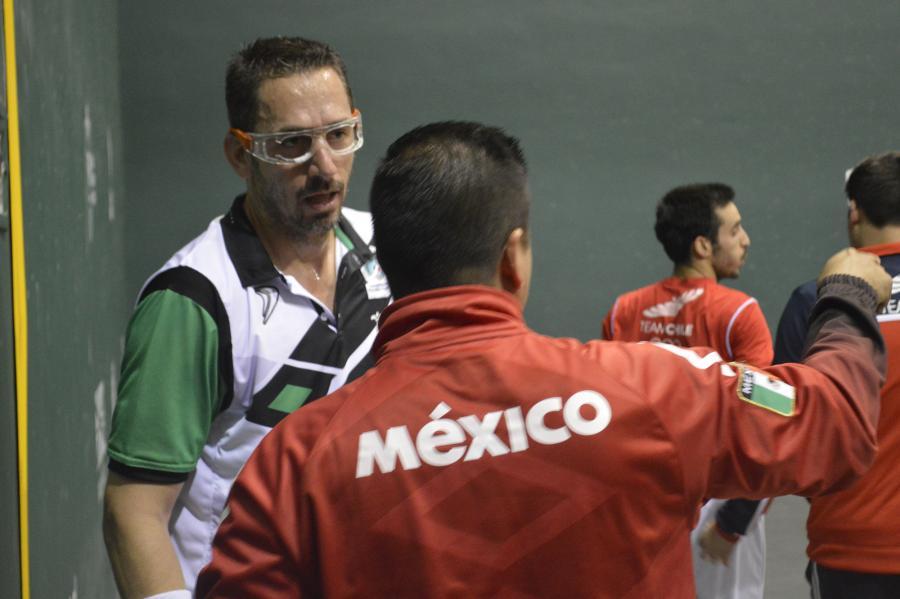 México arrasa en segundo día de actividades de la VI Copa del Mundo de Frontón 30M