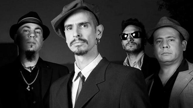 Los Cafres regresan a México con nuevo disco