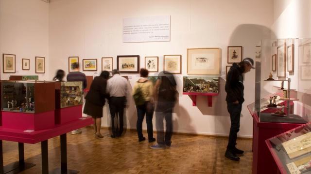 Séptimo aniversario de la Noche de Museos