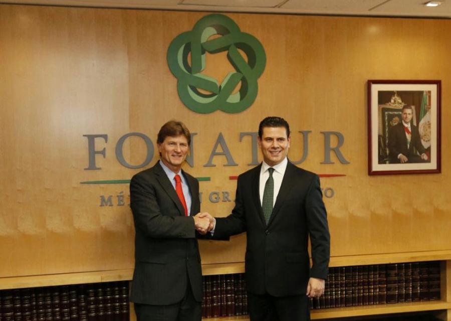Designan a Miguel Alonso Reyes como titular de Fonatur
