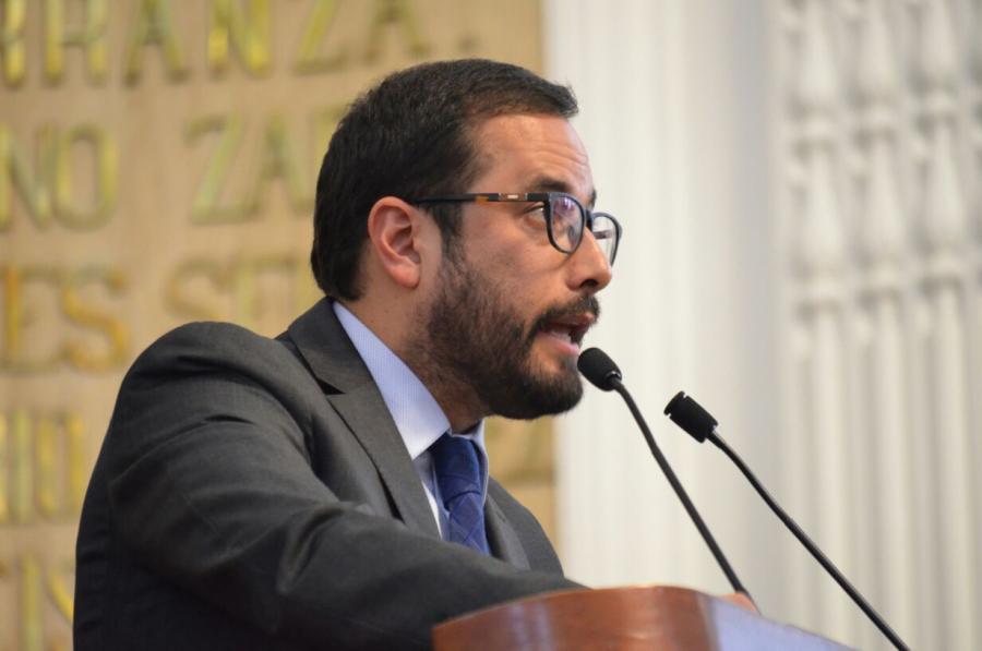 ELIMINAR EL FUERO EN LA CDMX: VICTOR HUGO ROMO