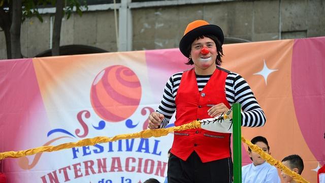 Cierran con broche de oro el 4° Festival Internacional de la Risa
