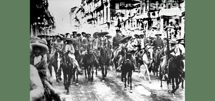 Conferencia 102 Años Encuentro Villa-Zapata