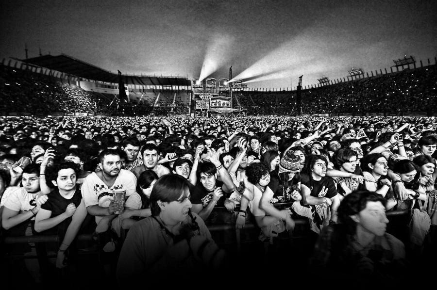 Se agregan más bandas a la XVIII edición del Festival Vive Latino
