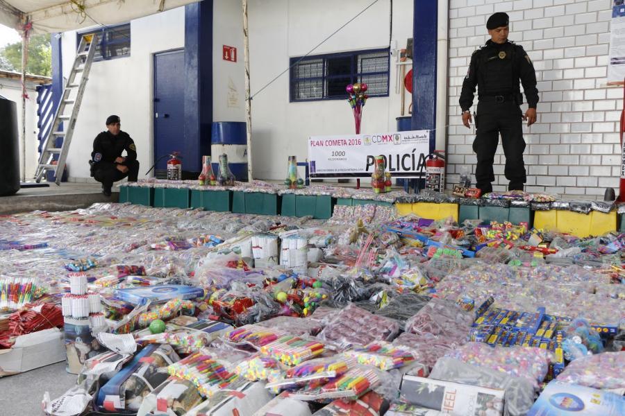 RESGUARDA INTEGRIDAD FÍSICA DE CIUDADANÍA CON OPERATIVO COMETA