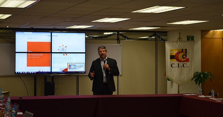 Realizan la Reunión anual de la Red de Computación del IPN