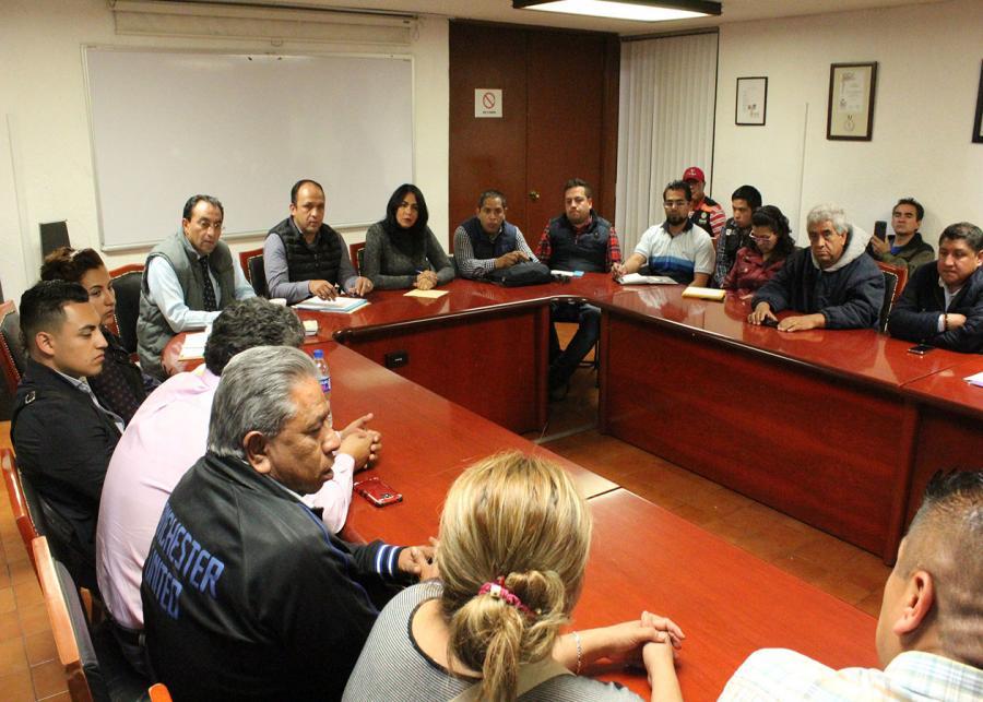CENSO DE COMERCIANTES DEL TIANGUIS LAS TORRES EN IZTAPALAPA
