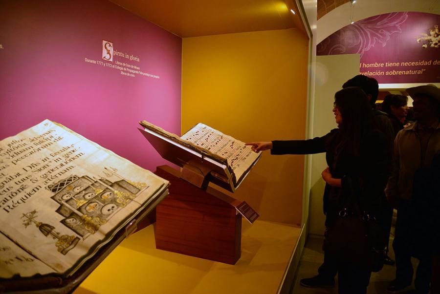 VASTA OFERTA DE EXPOSICIONES EN MUSEOS DEL INAH