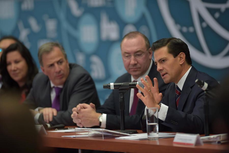 Agenda México 2030 del Consejo Ejecutivo de Empresas Globales