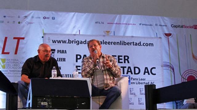 Celebra 7 años de militancia cultural la Brigada para Leer en Libertad