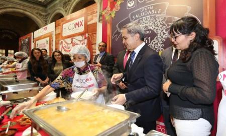 Gobierno de la CDMX Ofrecerá 15 mil porciones en Cena de Navidad 2016