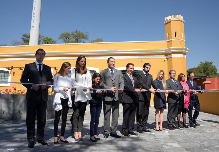 INAUGURAN MUSEO DE LA MÚSICA MEXICANA CON EL NOMBRE DE RAFAEL TOVAR Y DE TERESA