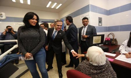 Miguel Ángel Mancera inauguró el Centro Especializado en el Manejo Integral de la Diabetes
