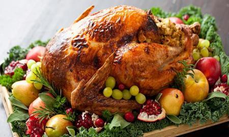 El Pavo relleno, es un ícono de la gastronomía navideña