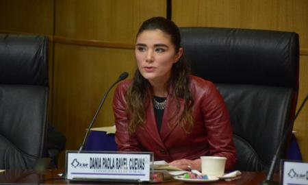 Las autoridades electorales requieren autonomía presupuestal: Dania Paola Ravel Cuevas