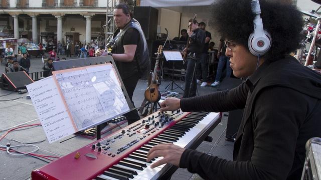 Finaliza el Festival Cultural de Invierno CDMX al ritmo de rock y son cubano