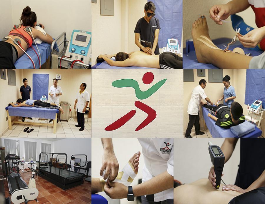 La Fisioterapia, es fundamental para los deportistas